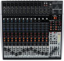 Behringer Xenyx X2442USB Mixer and USB Audio Interface with Effects
