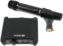 Line 6 XD-V30 - Handheld System