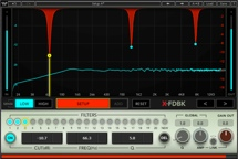 Waves X-FDBK Feedback Eliminator Plug-in