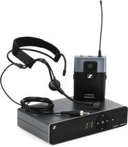 Sennheiser XSW 1-ME3 Wireless Headset System - A Range: 548-572 MHz