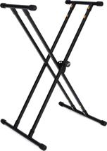 On-Stage Stands KS8191 Lok-Tight Classic Double-X