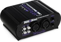 ART DUALXDirect 2-channel Active Instrument Direct Box