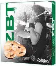 Zildjian ZBT 4 Rock Box Set