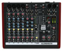 Allen & Heath ZED-10FX Mixer with Effects