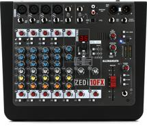Allen & Heath ZEDi-10FX Mixer and USB Audio Interface with Effects