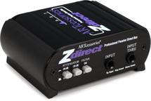 ART ZDirect 1-channel Passive Instrument Direct Box