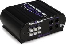 ART DUALZDirect 2-channel Passive Direct Box