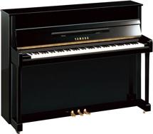 Yamaha b2 Acoustic Upright Piano - Polished Ebony