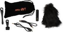 MicW i2185 Mini Shotgun Microphone Kit - for GoPro/DSLR Cameras
