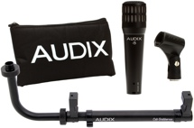 Audix i5 Microphone with CabGrabber Mic Clamp