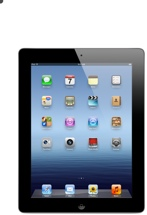 Apple iPad - Verizon 4G, 64GB Black