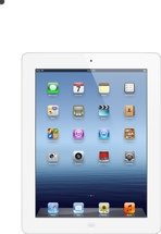 Apple iPad - Verizon 4G, 64GB White