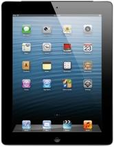 Apple iPad with Retina Display - Wi-Fi + 4G, Verizon, 128GB Blac