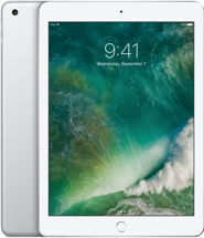 Apple iPad Wi-Fi 128GB - Silver