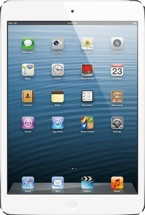 Apple iPad mini - Wi-Fi + 4G, AT&T, 32GB White