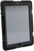 Griffin Survivor - Black Rugged Case for iPad 2,3,4