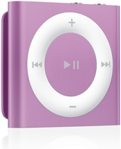Apple iPod Shuffle - Purple