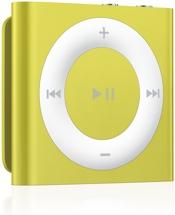 Apple iPod Shuffle - Yellow