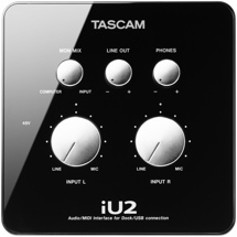 TASCAM iU2