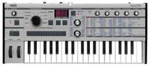 Korg microKORG Synthesizer with Vocoder - Platinum Limited Edition