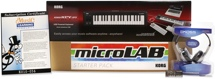 Korg microLAB Online Bundle School Music Lab Bundle