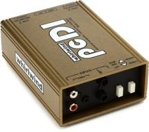 Whirlwind pcDI 2-channel Passive A/V Direct Box