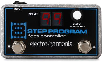 Electro-Harmonix 8 Step Program Foot Controller image 1