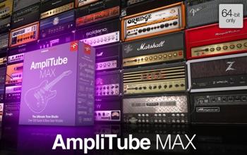 IK Multimedia AmpliTube MAX Bundle image 1