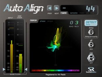 Sound Radix Auto-Align Plug-in image 1