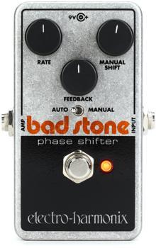 Electro-Harmonix Bad Stone Phase Shifter Pedal image 1