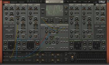 u-he Bazille Digital Modular Synth Plug-in image 1