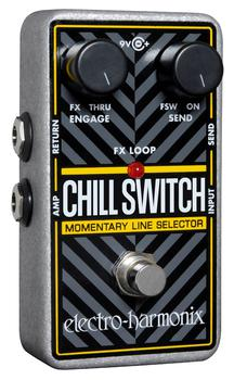 Electro-Harmonix Chillswitch Momentary Line Selector Pedal image 1