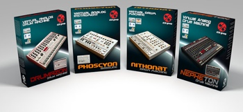 D16 Group Classic Boxes Bundle image 1