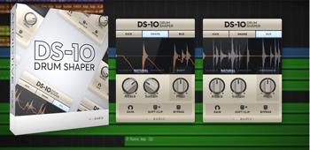 XLN Audio DS-10 Drum Shaper - User review - Gearslutz