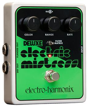 Electro-Harmonix Deluxe Electric Mistress Analog Flanger Pedal image 1