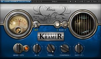 Waves Eddie Kramer Bass Channel Plug-in image 1