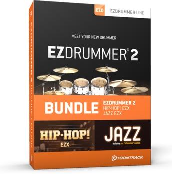 Toontrack EZdrummer 2 Hip-Hop Edition image 1
