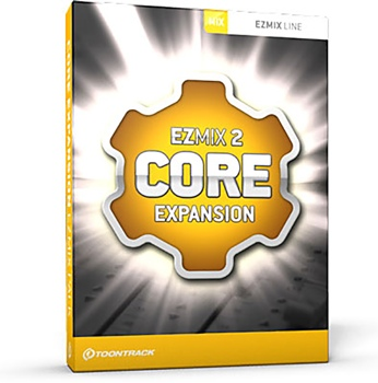 Toontrack Core Expansion EZmix Pack - Single Pack (download) image 1