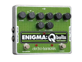 Electro-Harmonix Enigma Bass Envelope Filter Pedal image 1