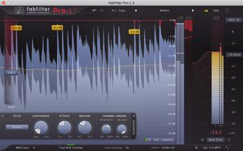 FabFilter Pro-L Plug-in image 1