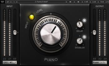 Waves Greg Wells PianoCentric Plug-in image 1