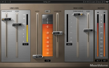 Waves MaxxVolume Plug-in for Academic Institutions image 1