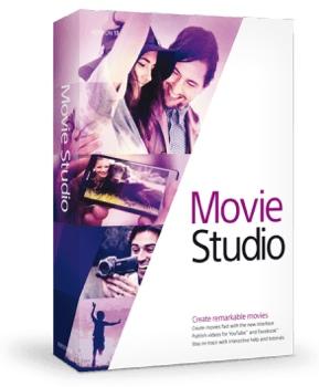 VEGAS VEGAS Movie Studio 13 image 1