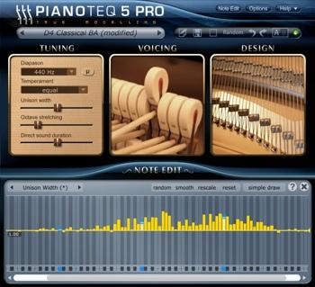 MODARTT Pianoteq 5 Pro Edition image 1