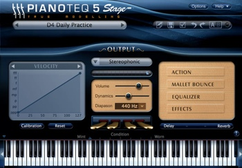 MODARTT Pianoteq 5 Stage Edition image 1