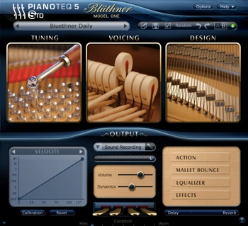 MODARTT Bluthner Model 1 (requires Pianoteq) image 1