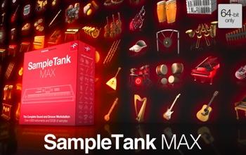 IK Multimedia SampleTank MAX Virtual Instrument Bundle - Upgrade image 1
