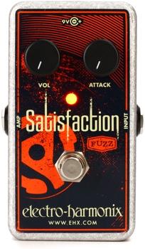 Electro-Harmonix Satisfaction Fuzz Pedal image 1