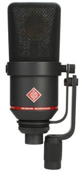 Neumann TLM 170R Large-Diaphragm Condenser Microphone - Matte Black image 1