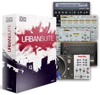 UVI Urban Suite image 1